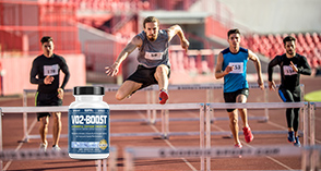 VO-2 Boost sports supplement