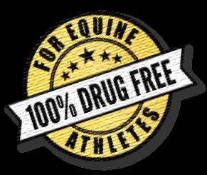 100% drug-free patch